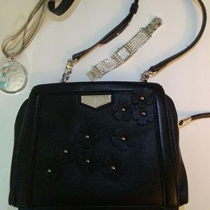 Simply Vera Wang black bag